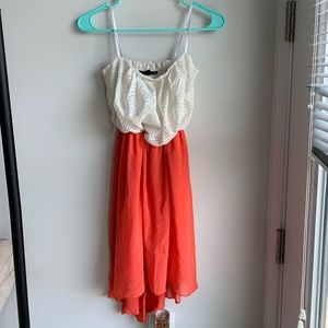 ***LAST CHANCE*** Lace Top Strapless Dress, S